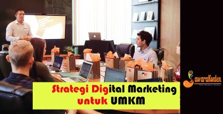 STRATEGI DIGITAL MARKETING UNTUK UMKM