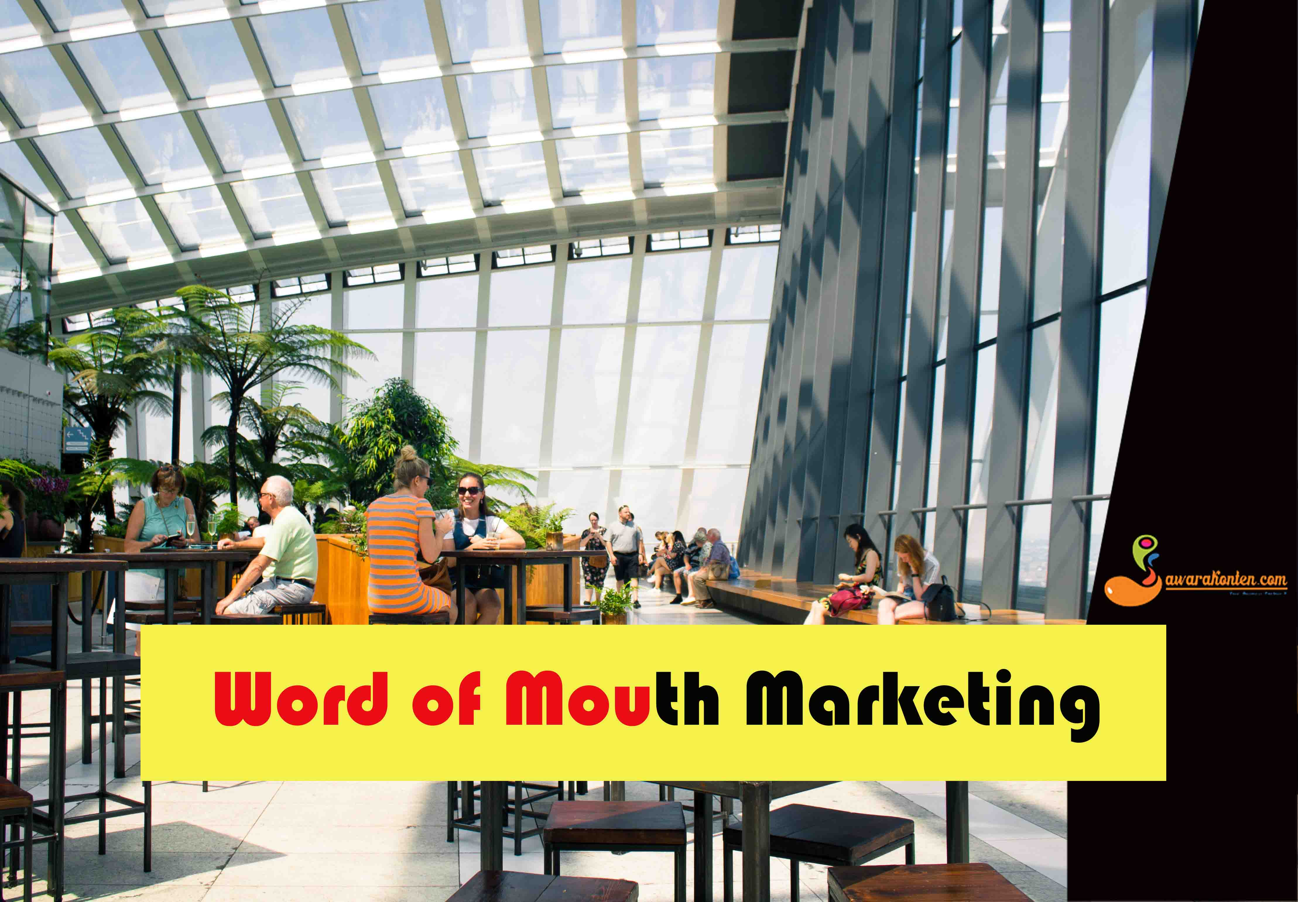 strategi Word of Mouth Marketing